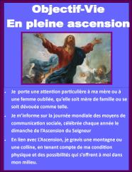 Objectif vie pleine ascension