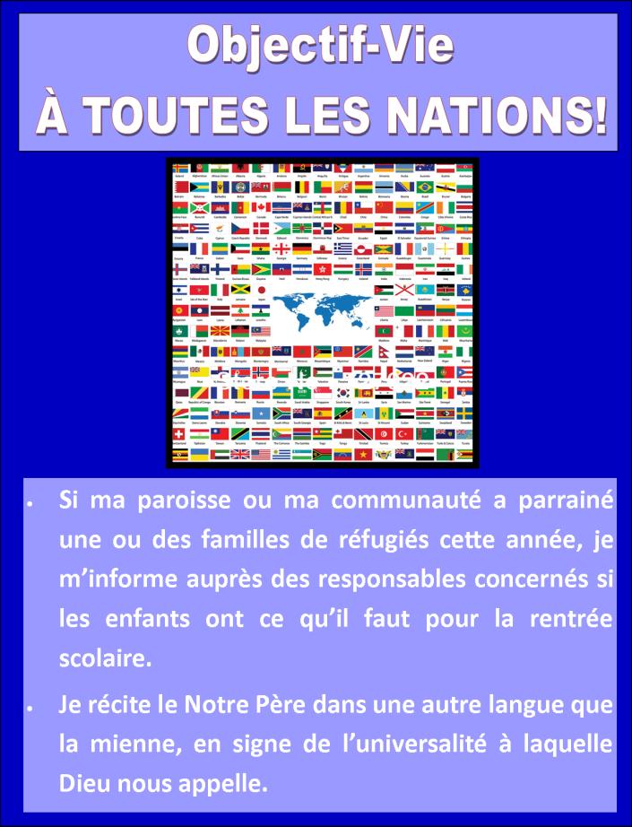 toutes les nations