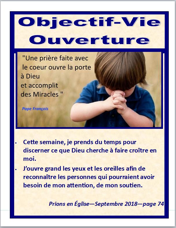 Objectif Vie Ouverture1